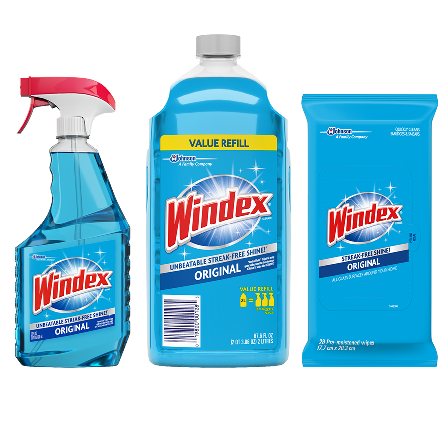 composite page thumbnail windex original glass cleaners