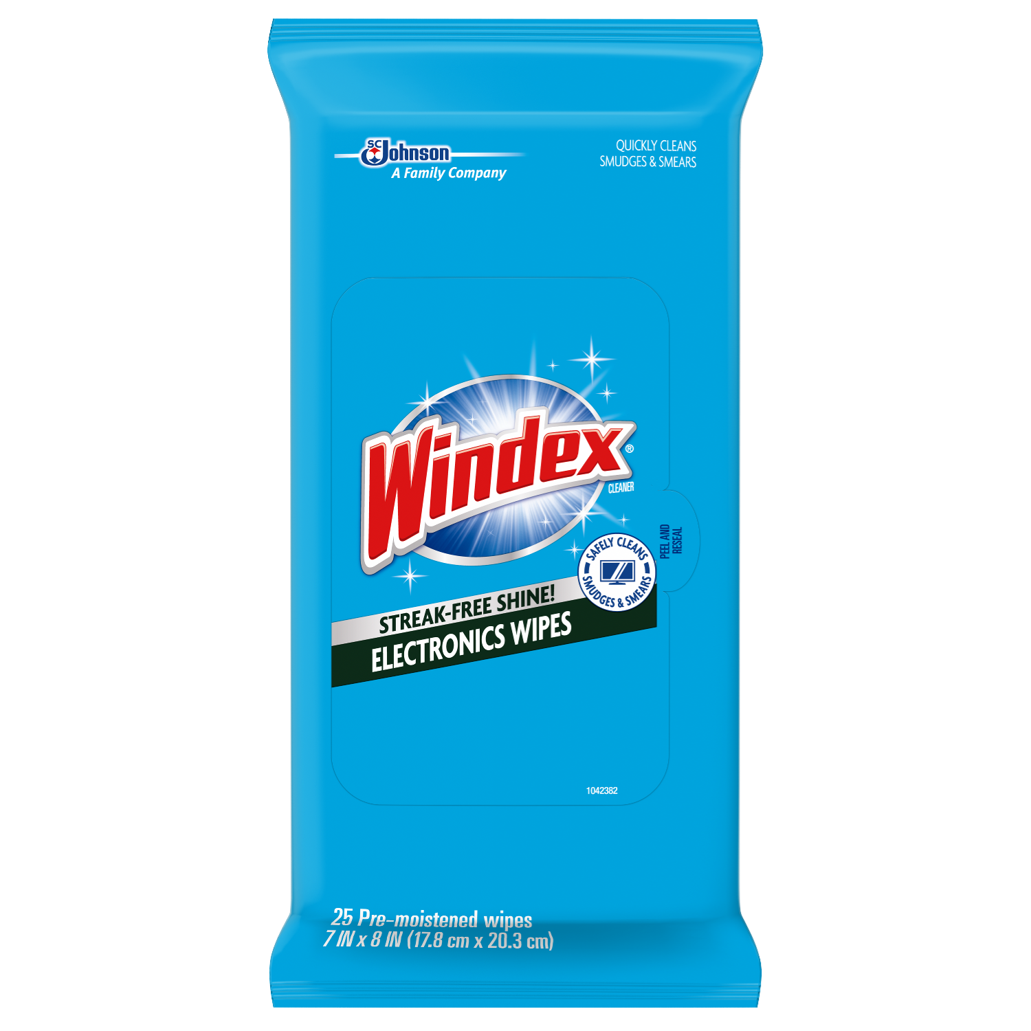 Windex Electonic Wipes