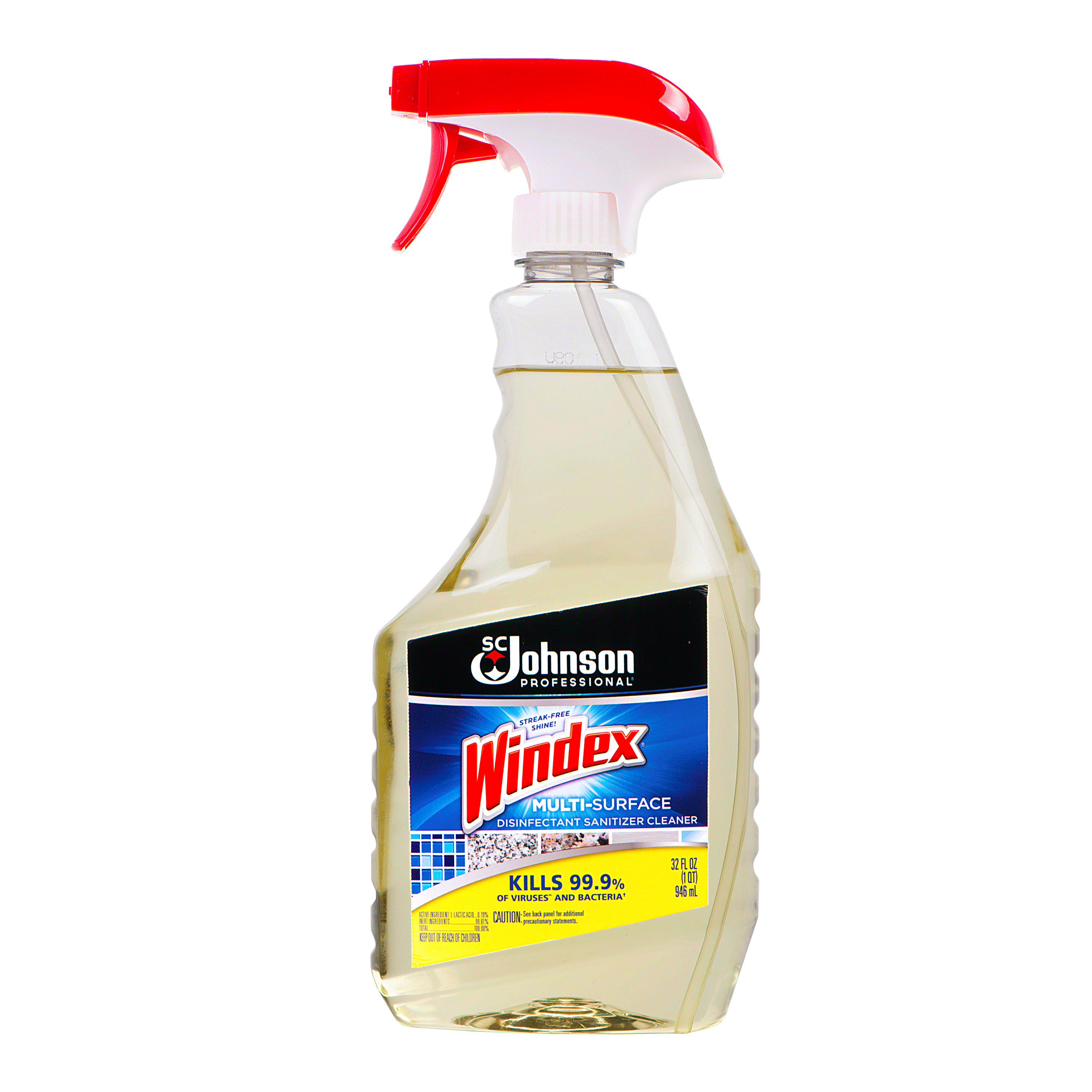 Windex 174 Multi Surface Disinfectant Cleaners Sc Johnson