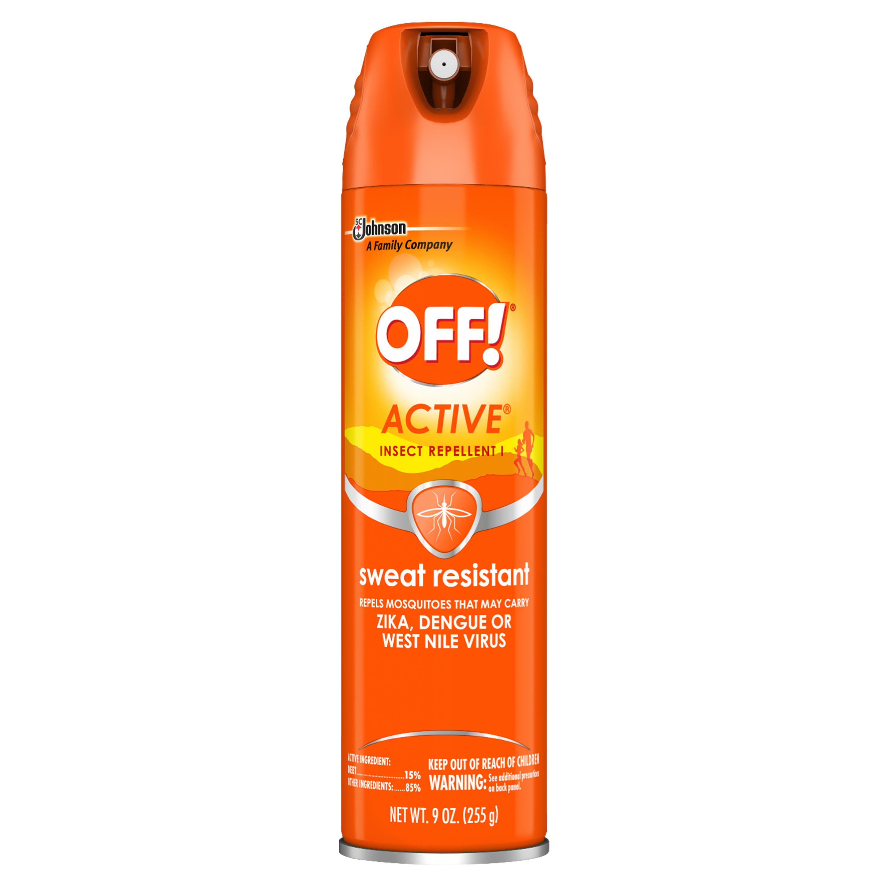 OFF! Active Insect Repellant