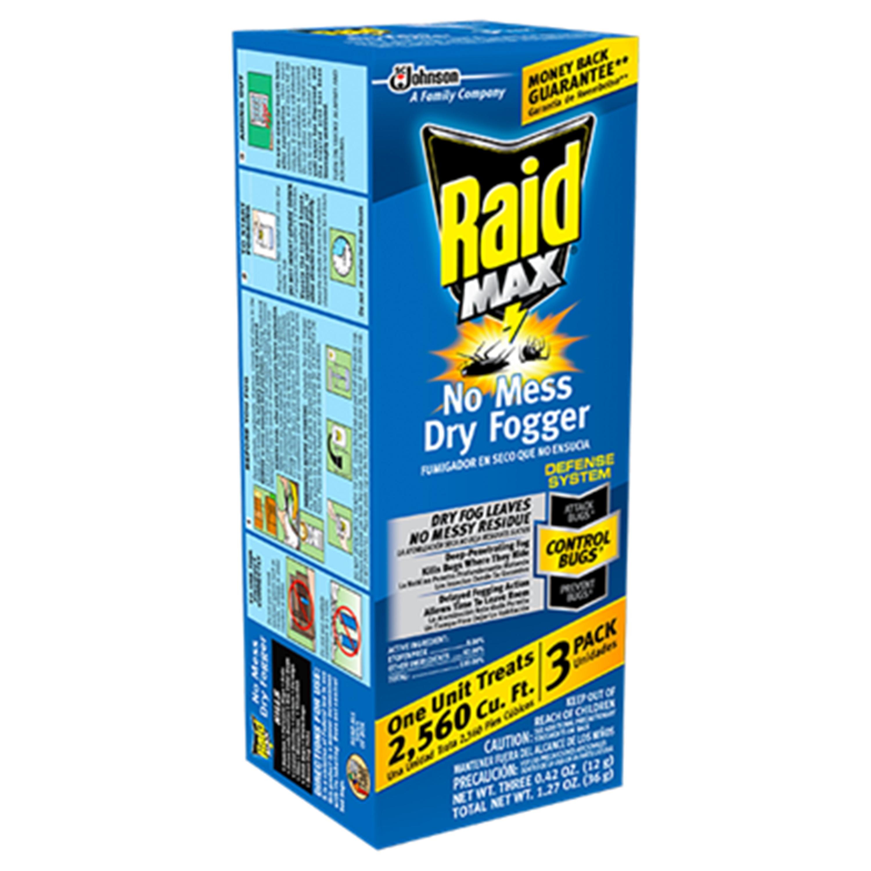Raid® Foggers & Fumigators | SC Johnson Professional™