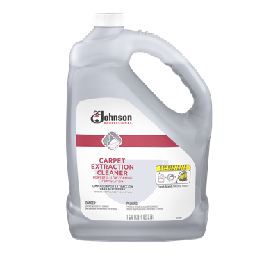 SC Johnson Professional Carpet Extraction Cleaner