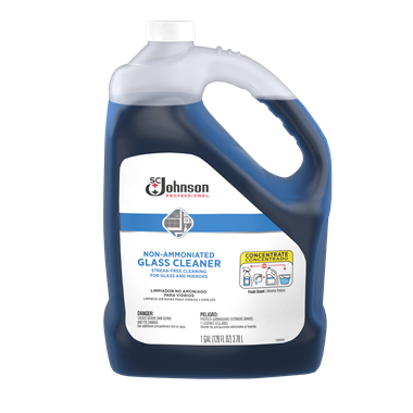 SC Johnson Professional® Non-Ammoniated Glass Cleaner