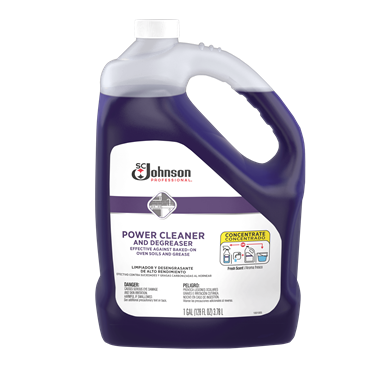 SC Johnson Professional Power Cleaner and Degreaser
