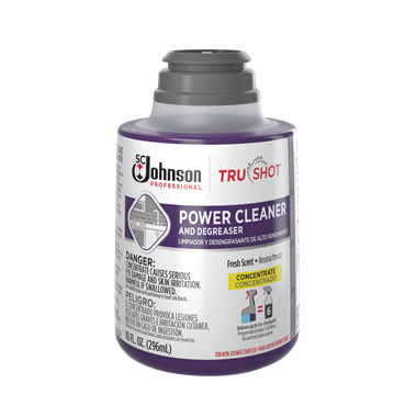 SC Johnson Professional TruShot Power Cleaner and Degreaser