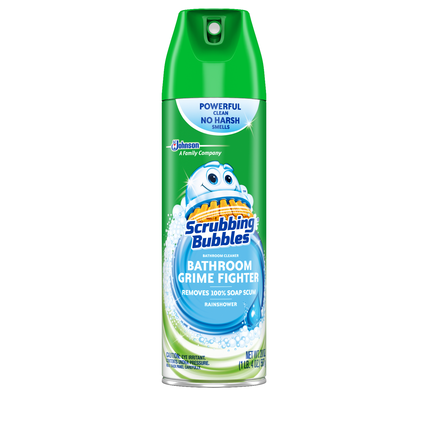 Scrubbing Bubbles® Multi-Surface Restroom Cleaners | SC Johnson