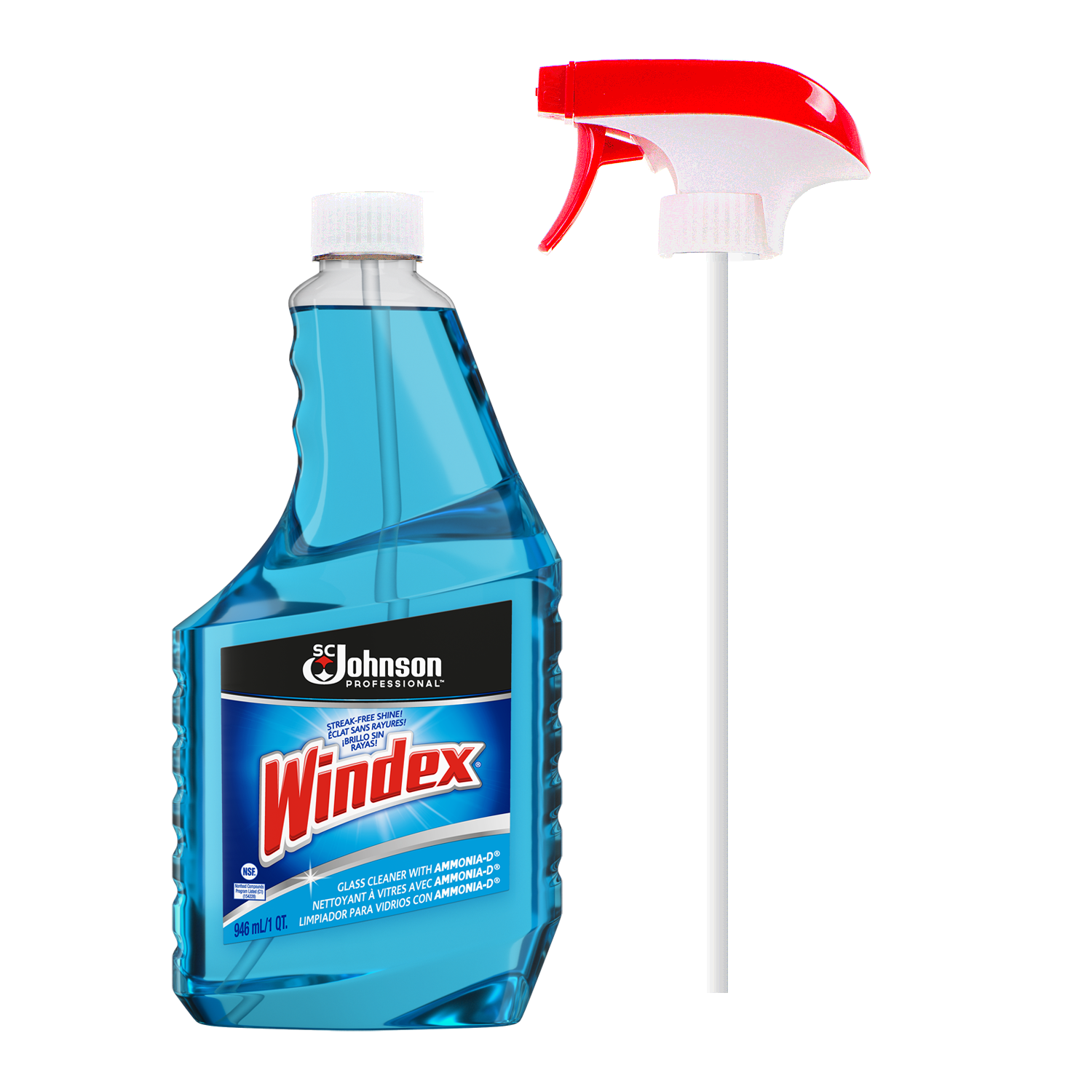 SCJP Windex Products
